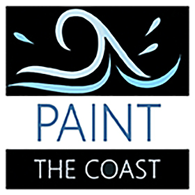 Paint The Coast logo