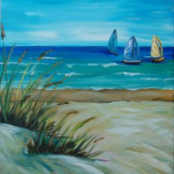 Sail Away Painting Party