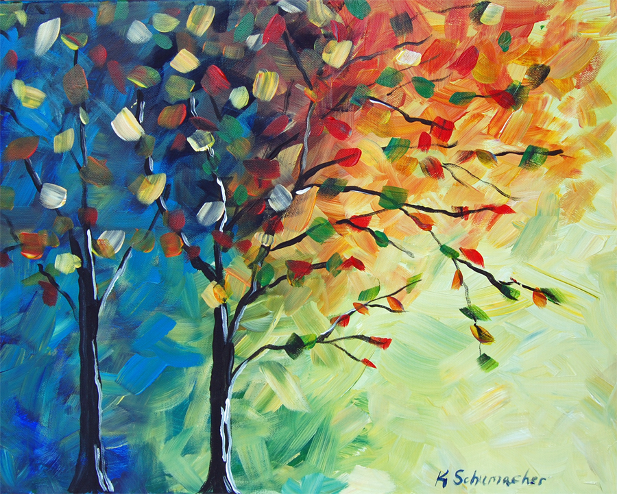 Tree of Life Painting Class